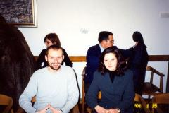 Jelena Miškić i Darko Josipović pred dodjelu nagrade