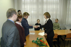 Dodjela nagrade Mariji Pavelić