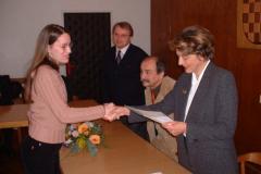 Svečano uručenje nagrade Petri Gašparac