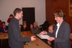 Dodjela nagrade Bojanu Macanu