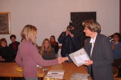 Dodjela nagrade Lei Pulišelić