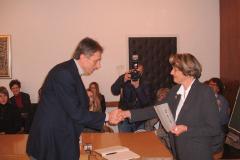 """Dodjela nagrade ravnatelju knjižnice """"Petar Preradović"""""""