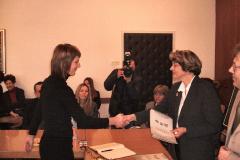 Dodjela nagrade Tatjani Cifrak Kostelac