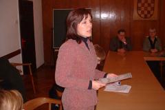 Zahvala Ljiljane Črnjar na uručenoj nagradi