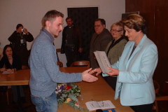 Dodjela nagrade Tomislavu Ivanjku