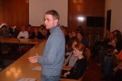 Zahvala Tomislava Ivanjka na uručenoj nagradi