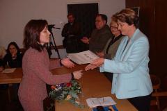 Dodjela nagrade Ljiljani Črnjar