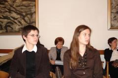 Majda Kovač i Ivana Mikanović