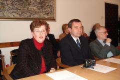 Karmen Petković-Delač i gospodin Petković