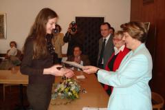 Dodjela nagrade Ivani Mikanović