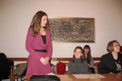Ana Prpić zahvaljuje