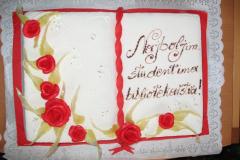 Torta za najbolje studente bibliotekarstva