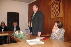 Pročelnik Odsjeka, prof. dr. sc. Vladimir Mateljan
