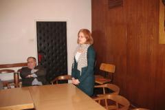 Zamjenica Pročelnika Odsjeka doc. dr. sc. Ana Barbarić