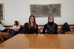 Lara Pavić i Lana Lončarić