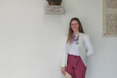 Nagrađena studentica Kristina Vinković